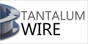 Wire in Tantalum