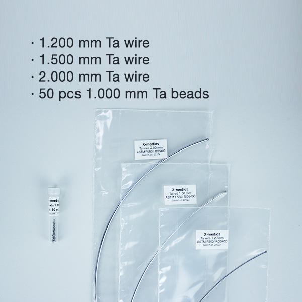 Tantalum Wire Test Kit